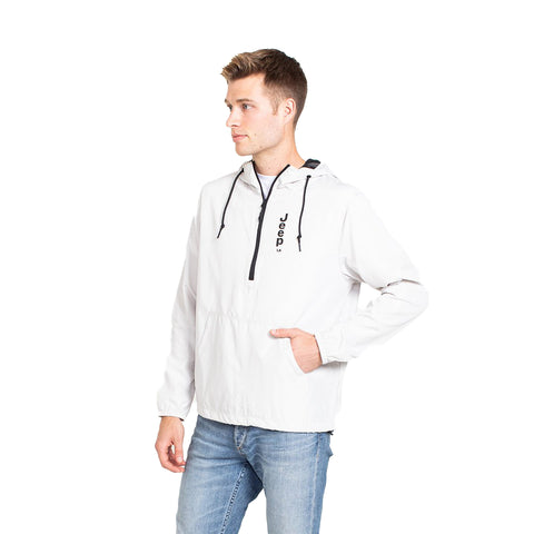 Lightweight Pullover Windbreaker
