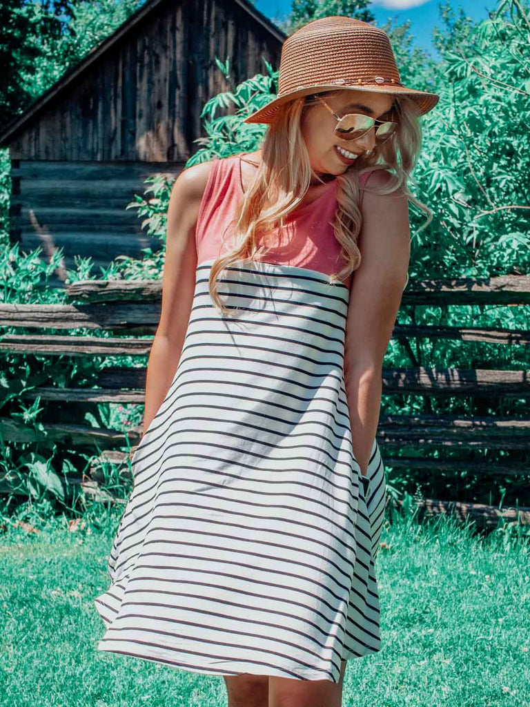 Best Day Ever Dress | Pink