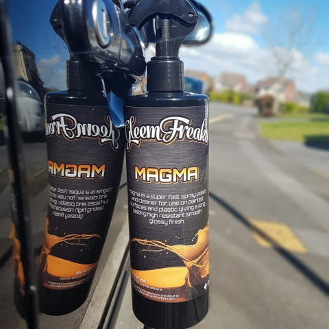 GLEEMFREAKS MAGMA SPRAY POLISH 500ML