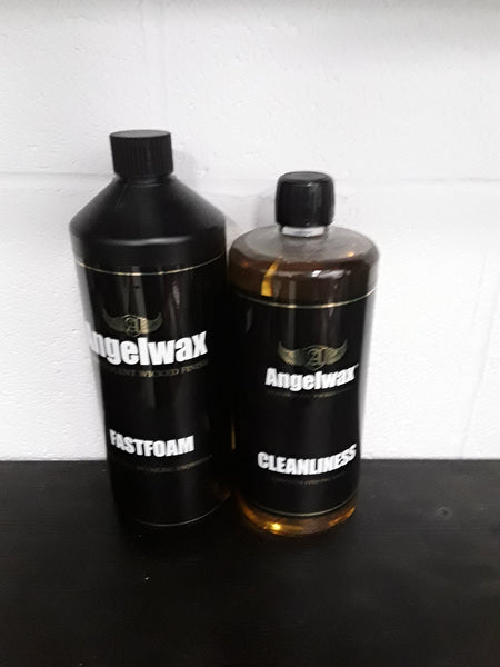 ANGELWAX PRE WASH KIT