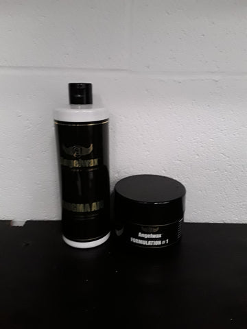 Angelwax polish and protect kit