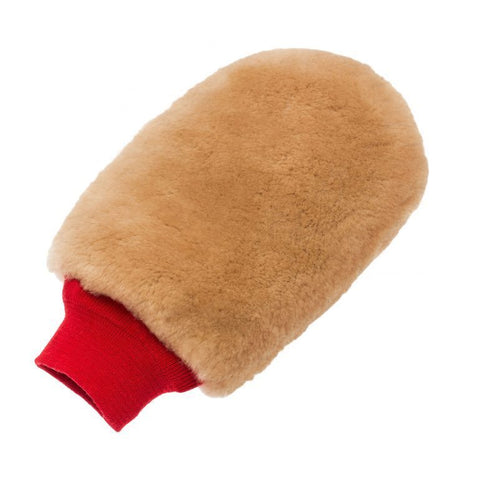 FLEXIPADS SUPER SOFT LAMBSKIN WASH MITT