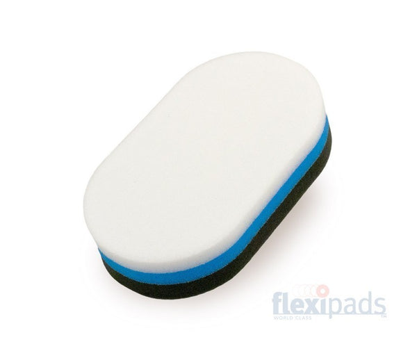 FLEXIPADS TRI-FOAM OVAL APPLICATOR