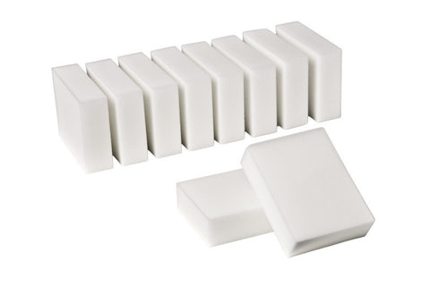 FLEXIPADS WHITE MAGIC SPONGE (SET OF 10)