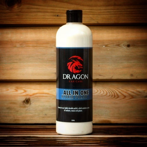 DRAGON CAR CARE ALL IN ONE HYBRID POLISH 500ML