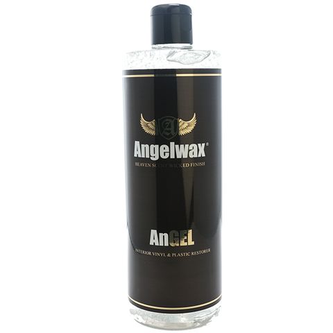 ANGELWAX ANGEL PLASTIC AND INTERIOR DRESSING 500ML