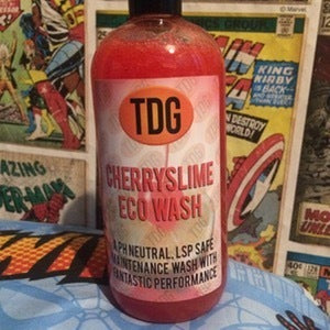 TDG CHERRY SLIME SHAMPOO 500ML