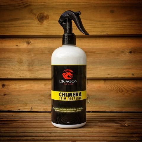DRAGON CAR CARE CHIMERA TRIM DRESSING 500ML