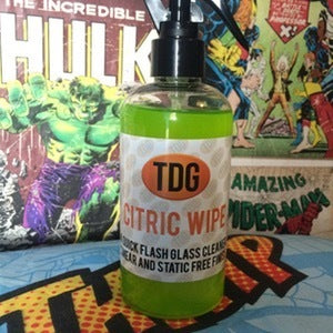 TDG CITRIC WIPE 500ML