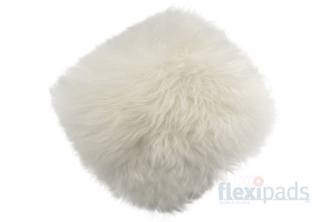 FLEXIPADS MERINO SWIRL-FREE SOFT WOOL WASH SQUARE