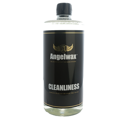 ANGELWAX CLEANLINESS, CONCENTRATED ORANGE PRE-WASH 1L