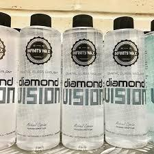 INFINITY WAX DIAMOND VISION GLASS SEALANT