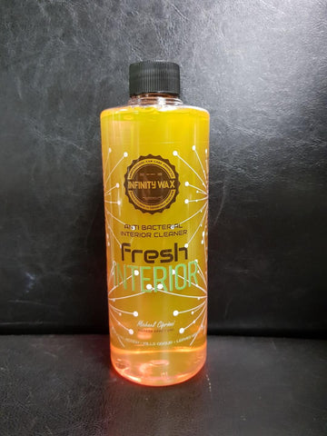 INFINITY WAX FRESH INTERIOR CLEANER 500ML