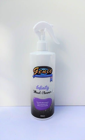 GENIE CAR CARE INFINITY PH NEUTRAL WHEEL CLEANER 500ML