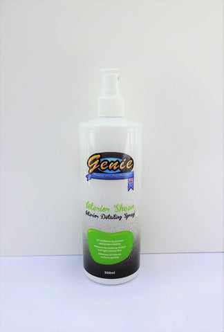 GENIE CAR CARE INTERIOR SHEEN DRESSING 500ML