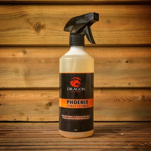 DRAGON CAR CARE PHOENIX CITRUS CLEANER 500ML