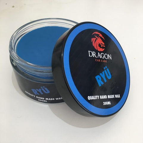 DRAGON CAR CARE RYU WAX 200ML