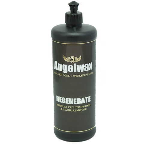 ANGELWAX REGENERATE MEDIUM CUT COMPOUND AND SWIRL REMOVER 500ML