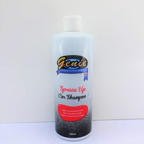 GENIE SPRUCE UP SHAMPOO 500ML