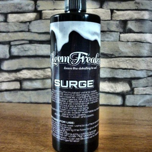 GLEAMFREAKS SURGE SNOW FOAM 500ML