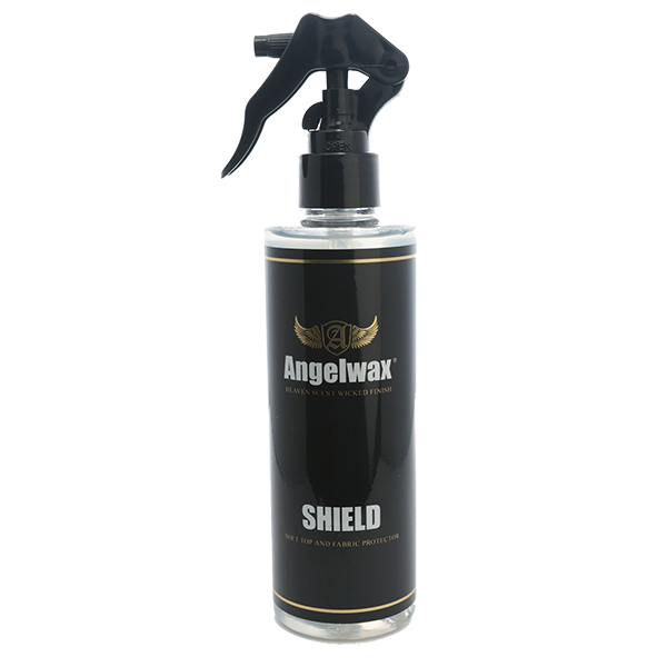 SHIELD SOFT TOP AND FABRIC PROTECTOR 250ML