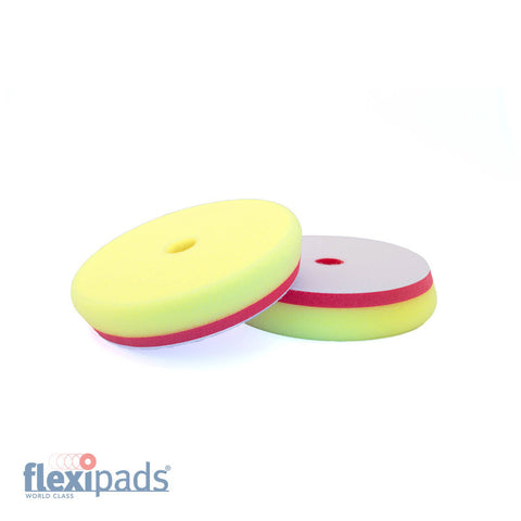 FLEXIPADS VIPER YELLOW FINISHING PAD 5.5 INCH