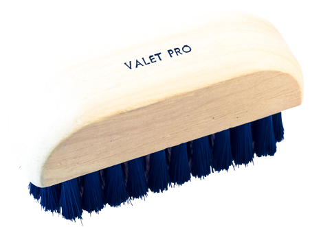 VALET PRO LEATHER CLEANING NYLON BRUSH