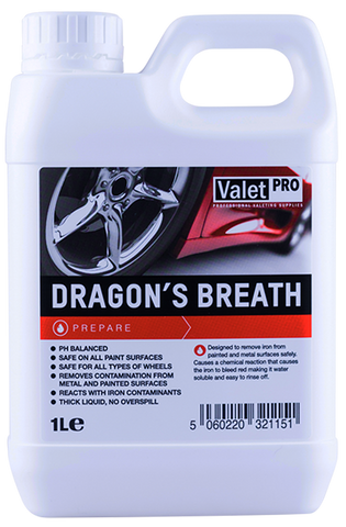 VALET PRO DRAGONS BREATH 1L