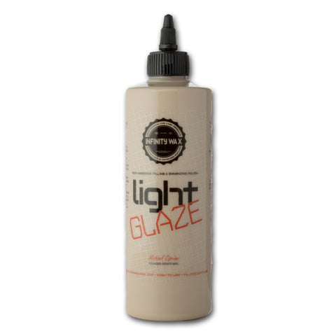 INFINTY WAX LIGHT GLAZE