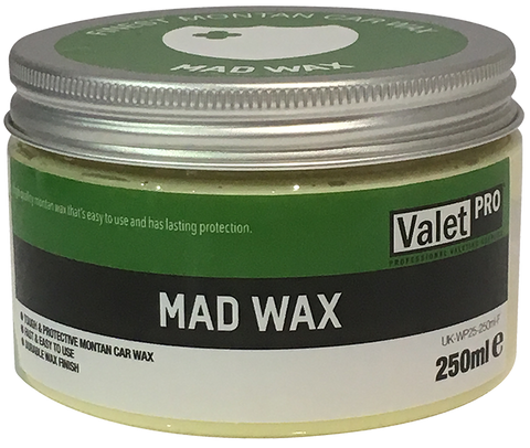 VALET PRO MAD WAX 250ML