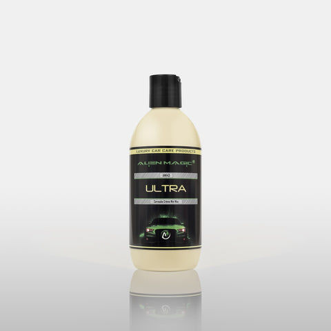 Ultra - 500ml Carnauba Creme Wet Wax - Extreme Gloss