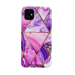 Marble Purple Dreams Case