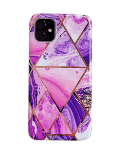 Marble Purple Dreams Case - Mister LUX