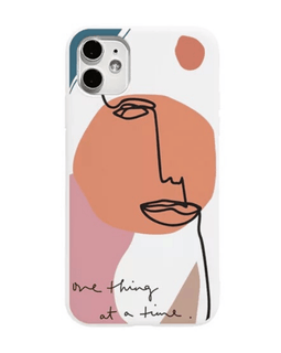 Abstract Face Case - Mister LUX