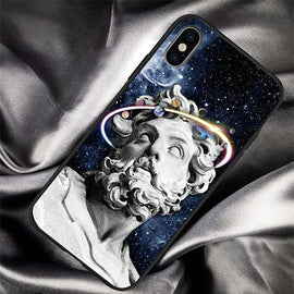 Abstract Art Statue iPhone Case - Mister LUX