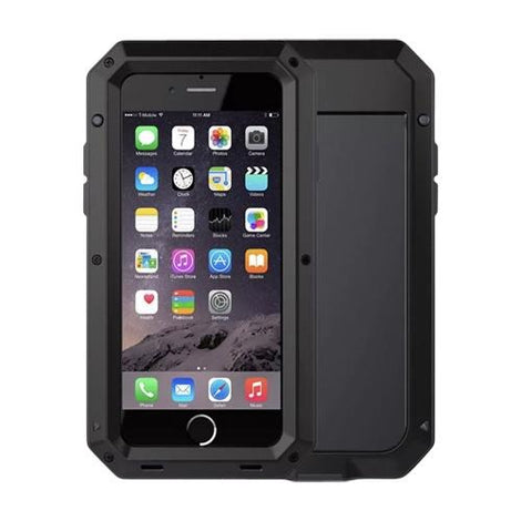 Armored Shockproof Drop-proof Metal Aluminum iPhone Case - Mister LUX