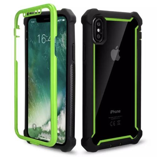 Heavy Duty Armor Shockproof DOOM iPhone Case - Mister LUX