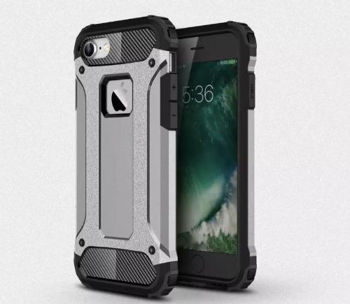 Carbon Fiber Hybrid Armor iPhone Case - Mister LUX