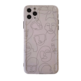 Abstract Line Art Case - Mister LUX