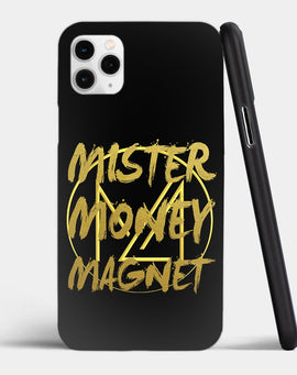 Mister Lux Money Magnet iPhone Case - Mister LUX