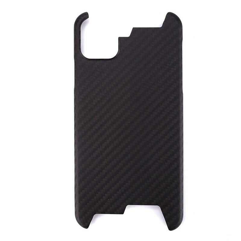 Carbon Fiber Aramid Katana Ultra-thin Lightweight iPhone Case (Matte) - Mister LUX