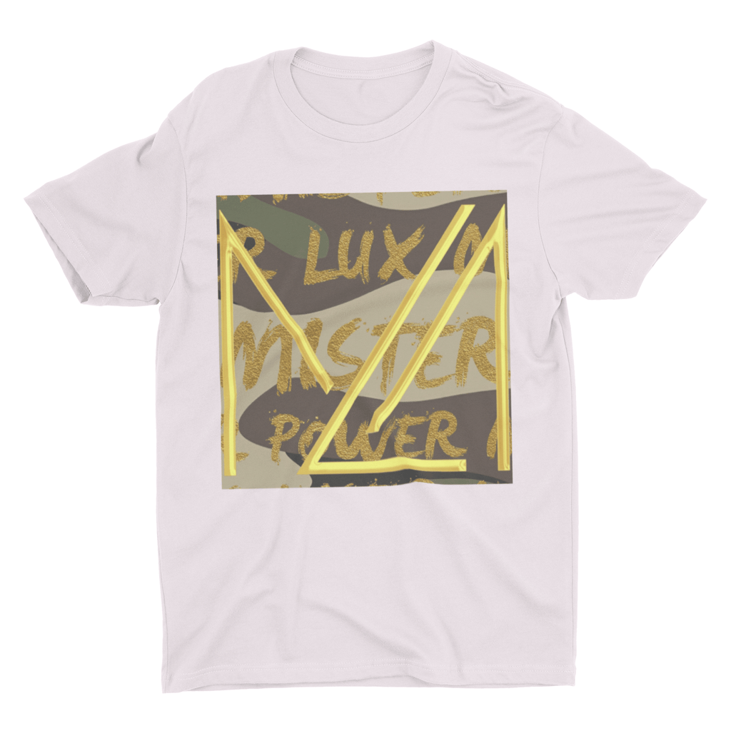 Mister Lux Big ML Zoom Camo T-Shirt - Mister LUX