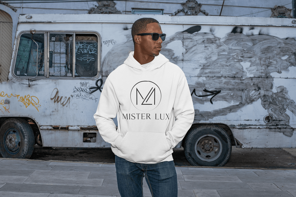 Mister Lux French Terry Logo Hoodie - Mister LUX