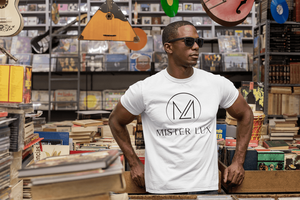 Mister Lux ML Logo T-Shirt - Mister LUX