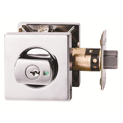 LOCKWOOD 005 PARADIGM DEADBOLT SQUARE