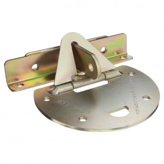 XTRA LOK 2A ROLLER DOOR ANCHOR SEMI CIRCULAR PLATE MODEL