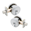 GAINSBOROUGH 1951 SMOOTH DOUBLE CYLINDER DEADBOLT