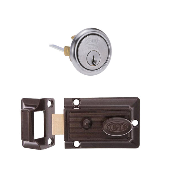 LOCKWOOD 201 NIGHTLATCH