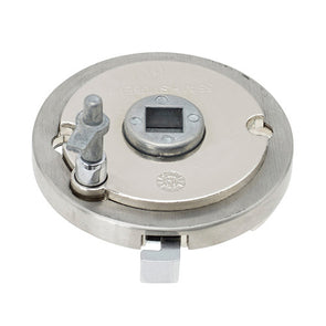 GAINSBOROUGH 2909 ROUND PRIVACY ADAPTOR STAINLESS STEEL