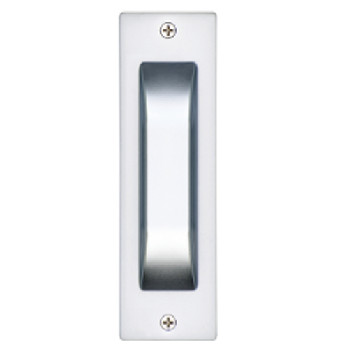 Buy Gainsborough Rectangular Corner Flush Pull Online The Lock Shop